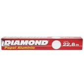 《鑽石牌DIAMOND》鋁箔紙(75呎/支)