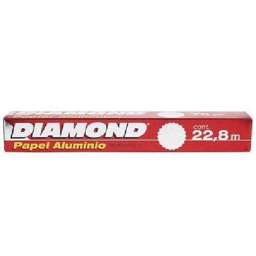 鑽石牌DIAMOND 鋁箔紙(75呎/支)