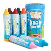 純天然蜂蠟無毒洗澡/可水洗蠟筆-各年齡層孩童適用 (共7色)