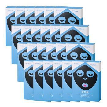 《台塑生醫Dr's Formula》極潤緊俏水娃娃黑面膜(7片/盒)*24盒入