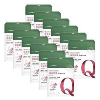 《台塑生醫Dr's Formula》極地翅藻淨白緊緻面膜(5片裝)*12盒入