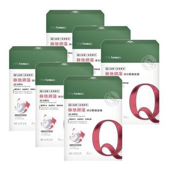 《台塑生醫Dr's Formula》極地翅藻淨白緊緻面膜(5片裝)*6盒入