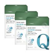 《台塑生醫Dr's Formula》海星褐藻保濕舒緩面膜(5片裝)*3盒入