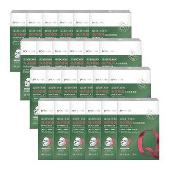 《台塑生醫Dr's Formula》海洋微藻亮白能量面膜(5片裝)*24盒入