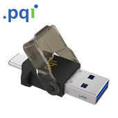 《PQI》PQI Connect 312 Type C OTG轉接頭(可接SD卡)