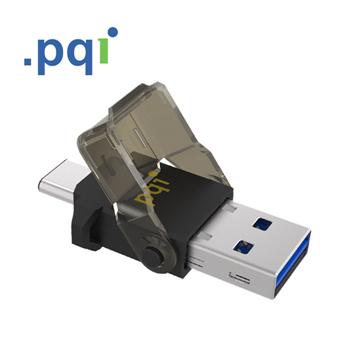 《PQI》PQI Connect 312 Type C OTG轉接頭(可接SD卡)