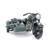 《Jayland》1940 綠色寶馬 R75 1:8 規格(1:8 規格)