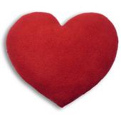 《德國 Leschi》身體局部熱敷/冷敷袋- 愛心造型 (紅色)