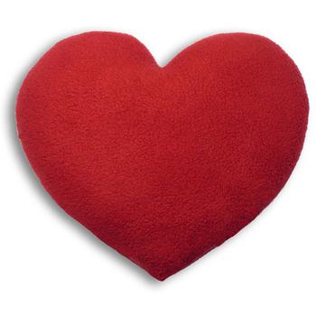 《德國 Leschi》身體局部熱敷/冷敷袋- 愛心造型 (紅色)送:防磨貼鞋墊×1包 (市價$280)