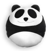 《德國 Leschi》熊貓造型靠枕(大)