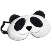 《德國 Leschi》舒緩疲勞熱敷/冷敷眼罩- 貓熊造型