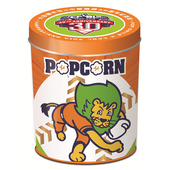 《卡滋》爆米花-中職30週年紀念罐(元年獅)