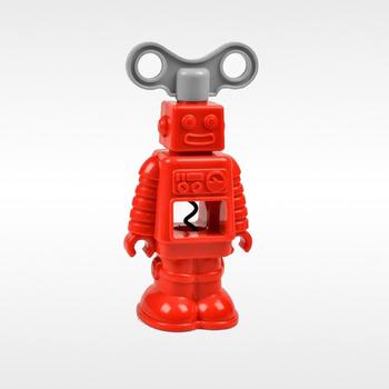 《美國 Fred》RBTL Robottle Corkscrew 機器人造型開瓶器
