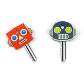 《美國 Fred》ROBO KEYS 機器人造型鑰匙外套