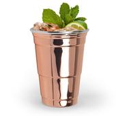 《美國 Fred》The Copper Party Cup 美國經典派對杯(三色可選)(玫瑰金色)