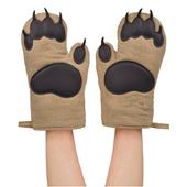《美國 Fred》Bear Hands 熊掌造型隔熱手套