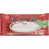 《鄉傳》荷葉刀麵(什穀)(600g/包)