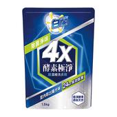 《白蘭》4X酵素洗衣精補充包(淨味1.5KG)