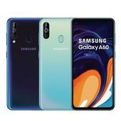 《SAMSUNG》Galaxy A60 | 6.3吋 Infinity-O螢幕 超酷螢幕發聲(炫紫黑)