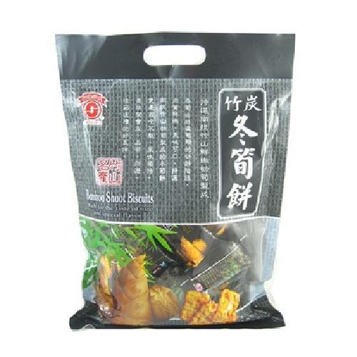 《日香》量販包330g/袋(竹炭冬筍餅)