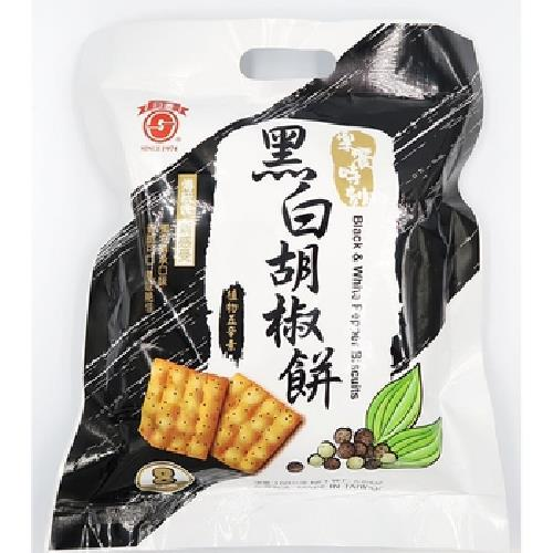 《日香》黑白胡椒餅(160g/袋)