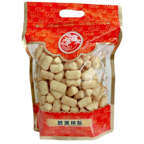 《即期2020.01.20 台灣e食館》鹽酥米果(250g/包)