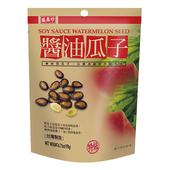 《即期2020.01.22 盛香珍》醬油瓜子(190g/包)