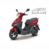 《YAMAHA山葉》JOG FS 115 液晶日行燈版- 2019年新車(紅深灰)