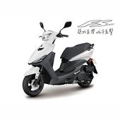 《YAMAHA山葉》JOG FS 115 液晶日行燈版- 2019年新車(白深灰)
