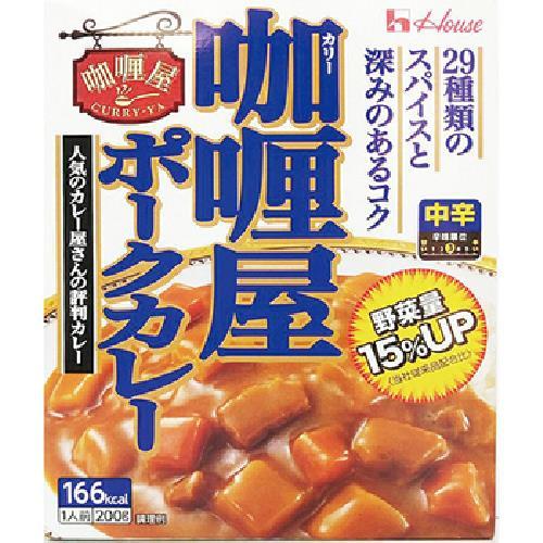 《House》咖哩屋調理包-豬肉(中辣)(200g)
