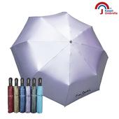 《Kasan》降溫抗風自動開收傘(亮紫)