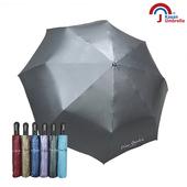 《Kasan》降溫抗風自動開收傘(銀灰)