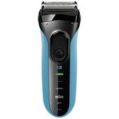 《BRAUN 德國百靈》新升級三鋒系列電鬍刀3010s $2740