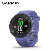 《Garmin》Forerunner 45S GPS超輕薄美型智慧跑錶(紫色)