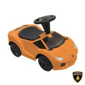《Lamborghini藍寶堅尼》全台獨家 兒童滑行車(原車縮小比例)(橘)