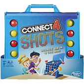 《Hasbro》四連環彈跳射籃遊戲組 E3578
