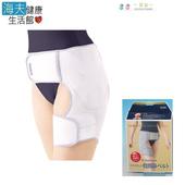 《海夫健康生活館》阿發克斯軀幹裝具(未滅菌) 銀站 日本製 ALPHAX 臀部護具 髖關節(M-L(左))