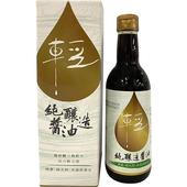 《味台》輕純釀造醬油(300ml/瓶)