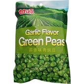 《即期2019.12.02 甘源》蒜香味青豌豆(260g/袋)