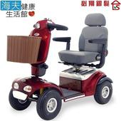 《海夫健康生活館》必翔 電動代步車 C型把手款(TE-889SL)
