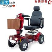 《海夫健康生活館》必翔 電動代步車 豪華高背款(TE-889SLF)