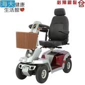 《海夫健康生活館》必翔 電動代步車 機能設計款(TE-9AS)