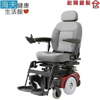 《海夫健康生活館》必翔 電動輪椅 座椅傾躺型(P424MT)