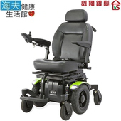 《海夫健康生活館》必翔 電動輪椅 羅賓漢/室外越障型(ROVI)