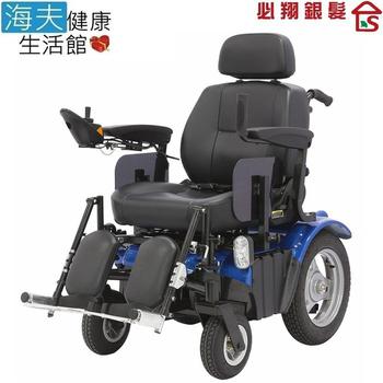 《海夫健康生活館》必翔 電動輪椅 翔龍/室外機動型(888WND2)