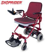 《海夫健康生活館》必翔 電動輪椅 快速折疊(TE-FS888)