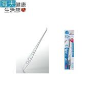 《海夫健康生活館》日本GB綠鐘 QQ 不銹鋼安全極細口齒縫垢潔牙棒(QQ-D80)