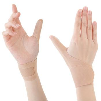 《海夫健康生活館》KP 日本 Alphax「醫生系列」強力固定腕套(S)