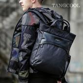 《TANGCOOL 唐酷》防潑水新款雙肩後背包 40.5x14.5x30.5cm $990