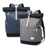 《TANGCOOL 唐酷》牛津大容量雙肩後背包 44x16x29cm灰色 $990